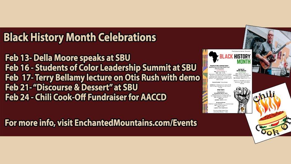 Black History Month Celebrations