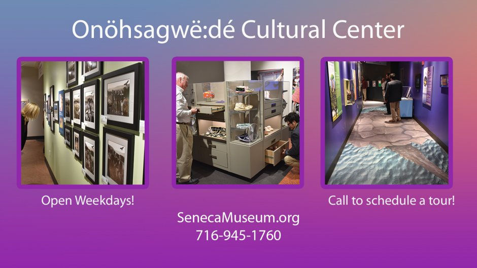 Seneca Iroquois National Museum slide