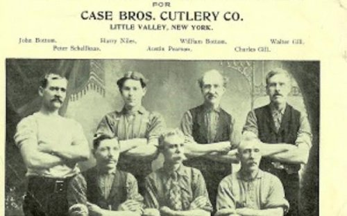 Case Bros Cultery Co. Hand Forgers