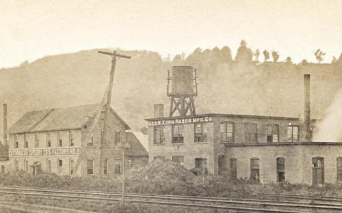 George W. Korn Company in Little Valley, NY