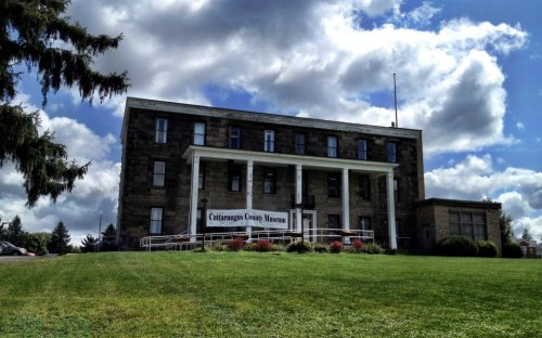 Cattaraugus County Museum and Research Center in Machias, NY