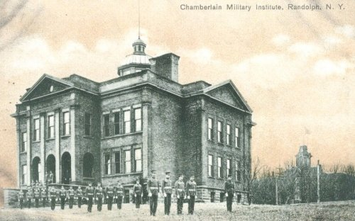 Chamberlain Institute, Randolph, NY