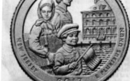 photo of Ellis Island Coin