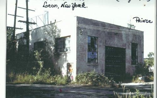 Milk Plant circa 1983