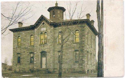 Picture of original school
