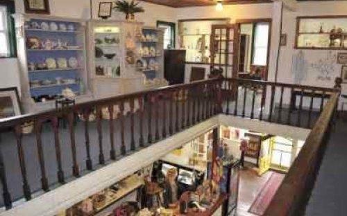 Small second floor