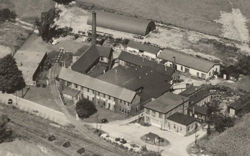Cattaraugus Cutlery Factory No. 2  circa 1940