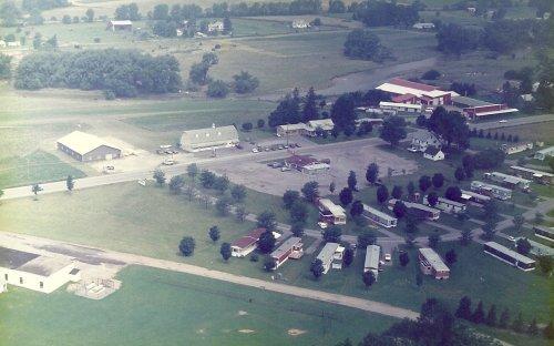 View 2 Great Valley Estates 1989 near Eddy's Restaurant