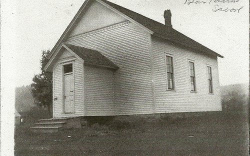Bear Hollow School from the Margaret Beele Ludwig collection