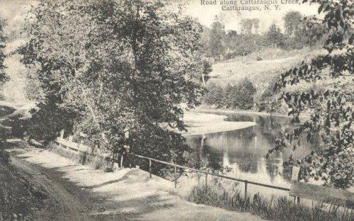 Creek, Cattaraugus, NY
