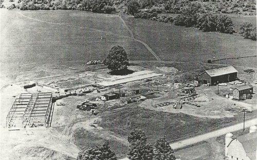 Building site of Ellicottville Central