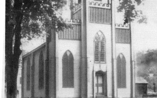 St. John's Church 1838-1921