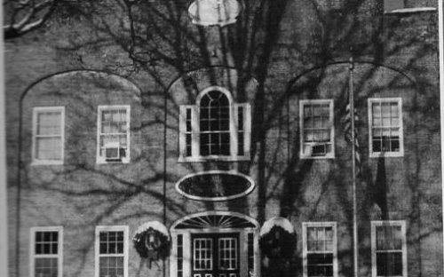 Current Town and Village Hall was the Cattaraugus County Courthose  1820-1868