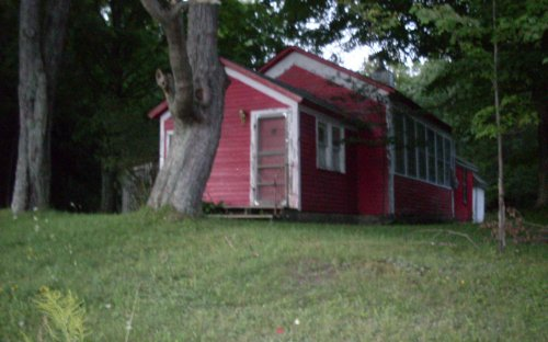 former schoolhouse