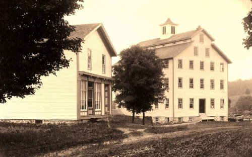 Woolen Mill and office