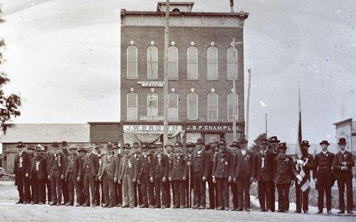 J.B.F. Champlin Building