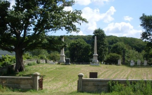 Family owned cemetery