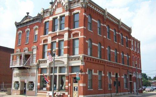 Salamanca Area Historical Society Museum in Salamanca, NY