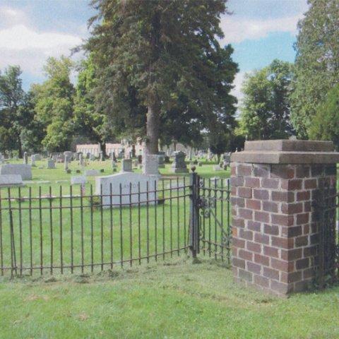 Allegany Cemetery Gat