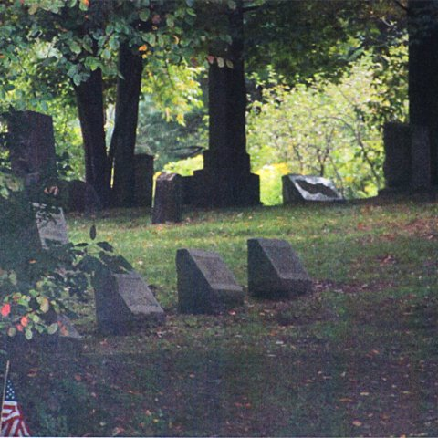 Protestant Cemetery in Humphrey