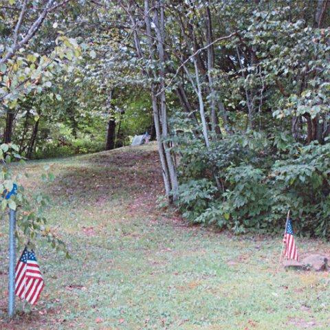 Marsh Cemetery in Humphrey 1