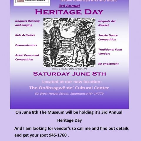 2019 Heritage Day at the SINM