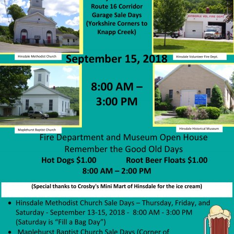 2018 Hinsdale Community Days