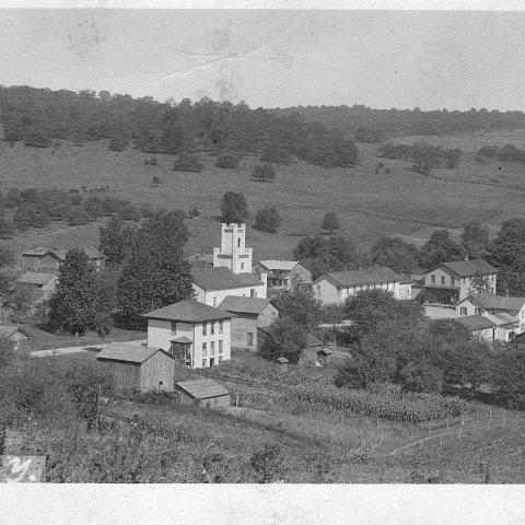 Historical Photo of Leon, NY