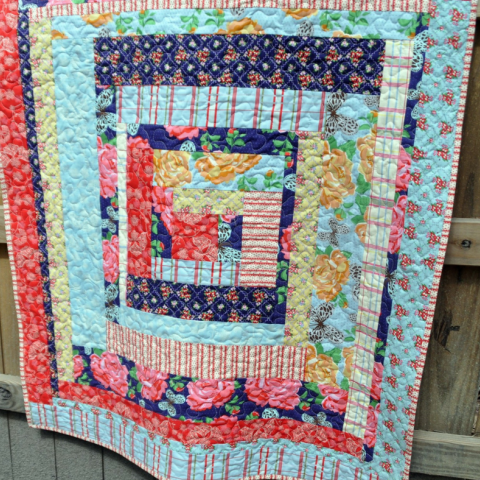 Amish Folk Art Quilting Class Leon Historical Society