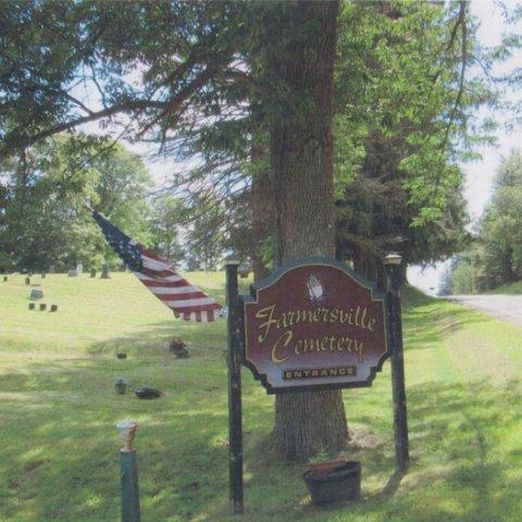 Farmersville Cemetery 1