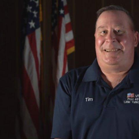 Timothy Lerminiaux - Our Veterans, Their Stories