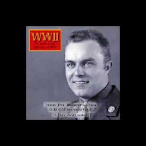Bob Spitzer WWII   Veterans of Western New York