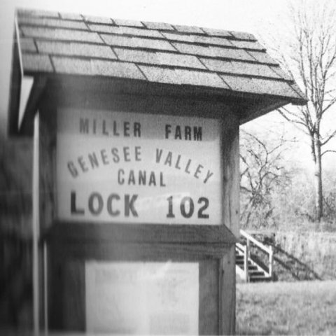 Sign for the Locks