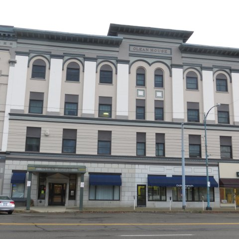 The Olean House / Old Martin Hotel