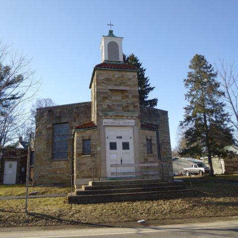 Dayton Historical Society Museum