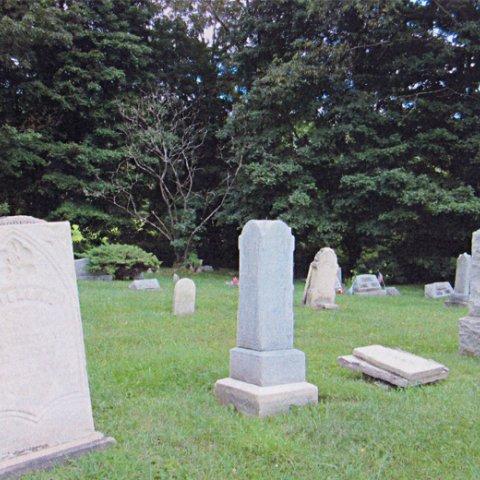 Christian Hollow Cemetery 1 Chamberlain