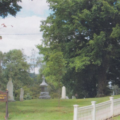 St. Pacificus Cemetery in Humphrey 1