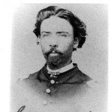Civil War Veteran James Gallagher