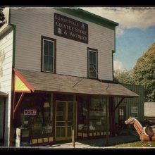 Entrance to Ellicottville Country Store and Antiques