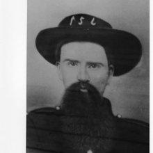 Pvt. Henry Randall of Perrysburg, NY