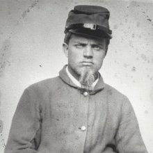 Aaron Shippy of Otto, NY