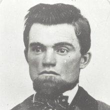 Augustus Shippy of Otto, NY