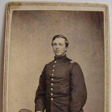 1st Lt. Truman C. White of Otto, NY